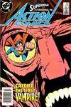 Action Comics #577 comic books for sale