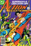 Action Comics #589 comic books for sale