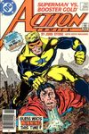 Action Comics #594 comic books for sale