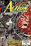 Action Comics #645 comic books for sale