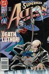 Action Comics #660 Comic Books - Covers, Scans, Photos  in Action Comics Comic Books - Covers, Scans, Gallery