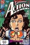Action Comics #662 Comic Books - Covers, Scans, Photos  in Action Comics Comic Books - Covers, Scans, Gallery