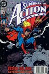 Action Comics #666 Comic Books - Covers, Scans, Photos  in Action Comics Comic Books - Covers, Scans, Gallery