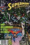 Action Comics #673 Comic Books - Covers, Scans, Photos  in Action Comics Comic Books - Covers, Scans, Gallery