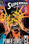 Action Comics #698 comic books for sale