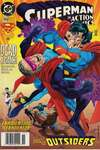 Action Comics #704 comic books for sale