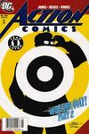Action Comics #837 comic books for sale