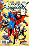 Action Comics #863 comic books for sale
