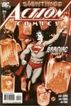 Action Comics #866 comic books for sale