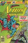 Action Comics #464 comic books for sale