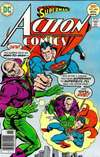 Action Comics #465 comic books for sale