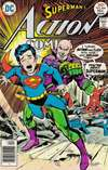 Action Comics #466 comic books for sale