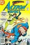 Action Comics #472 comic books for sale