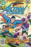 Action Comics #495 comic books for sale