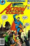 Action Comics #499 comic books for sale
