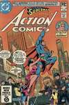 Action Comics #520 comic books for sale