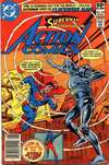 Action Comics #522 comic books for sale