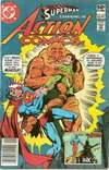 Action Comics #523 comic books for sale