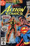 Action Comics #525 comic books for sale