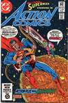 Action Comics #528 comic books for sale