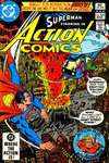 Action Comics #529 comic books for sale