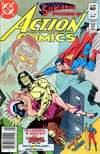 Action Comics #531 comic books for sale
