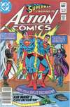 Action Comics #534 comic books for sale