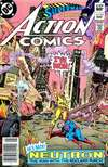 Action Comics #543 comic books for sale