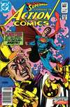 Action Comics #547 comic books for sale