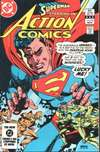 Action Comics #549 comic books for sale