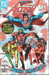 Action Comics #553 comic books for sale