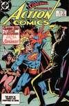 Action Comics #562 comic books for sale