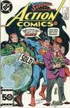 Action Comics #573 comic books for sale