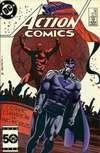 Action Comics #574 comic books for sale
