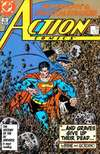 Action Comics #585 comic books for sale