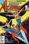 Action Comics #588 comic books for sale