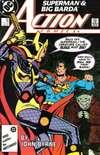 Action Comics #592 comic books for sale