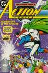Action Comics #596 comic books for sale