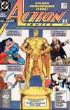 Action Comics #600 comic books for sale
