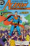 Action Comics #606 comic books for sale
