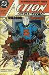 Action Comics #615 comic books for sale