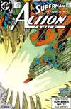 Action Comics #646 comic books for sale