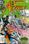 Action Comics #648 comic books for sale