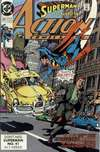 Action Comics #650 comic books for sale