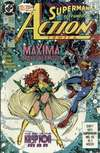 Action Comics #651 comic books for sale