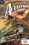 Action Comics #655 comic books for sale