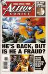 Action Comics #841 comic books for sale