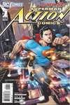 Action Comics comic books