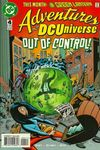 Adventures in the DC Universe #4 comic books for sale
