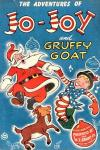 Adventures of Jo-Joy and the Gruffy Goat comic books
